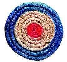 Die Arrowforge – Strohzielscheibe für das Zielscheibe Bogenschießen