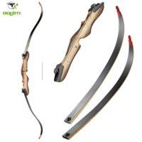 Bogenarten - RAGIM Wildcat Black - 70 Zoll - 14-40 lbs - Recurvebogen